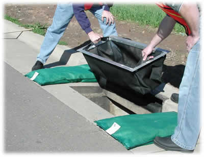 Drain Inlet Filters - Environmental Site Maintenance